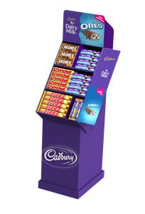 Picture of CADBURY CHOCOLATE SINGLES PPK (264)