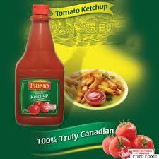 Picture of PRIMO KETCHUP SQUEEZE 12/1L